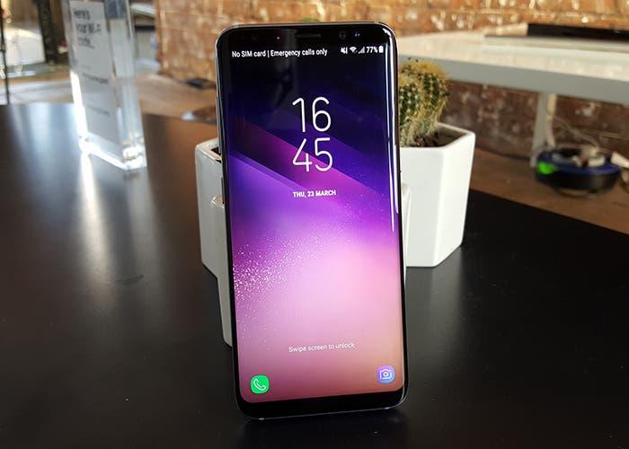 Cómo tener los bordes y las notificaciones del Samsung Galaxy S8