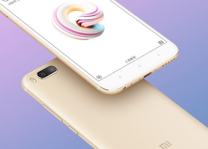 El Xiaomi Mi 5X muestra su parecido con el OnePlus 5 en este vídeo