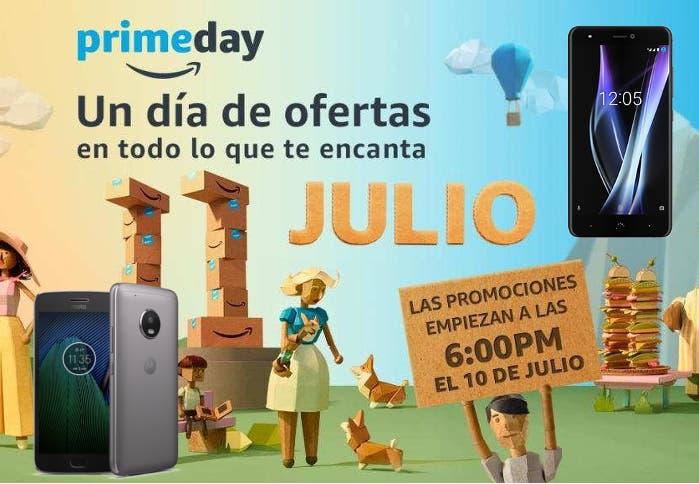 Los mejores móviles en oferta del Amazon Prime Day 2017