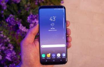 Compra el Samsung Galaxy S8 más barato con esta oferta de Amazon