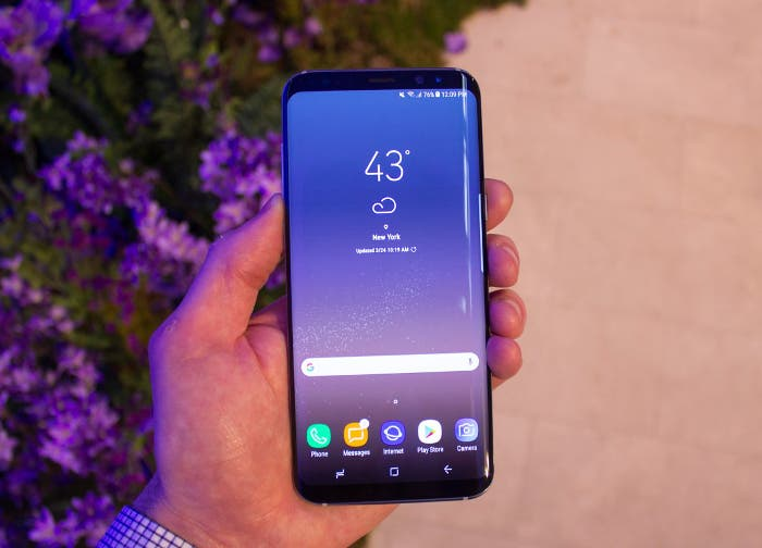 Aprovecha la mejor oferta del Samsung Galaxy S8+ vista hasta la fecha por menos de 600 euros