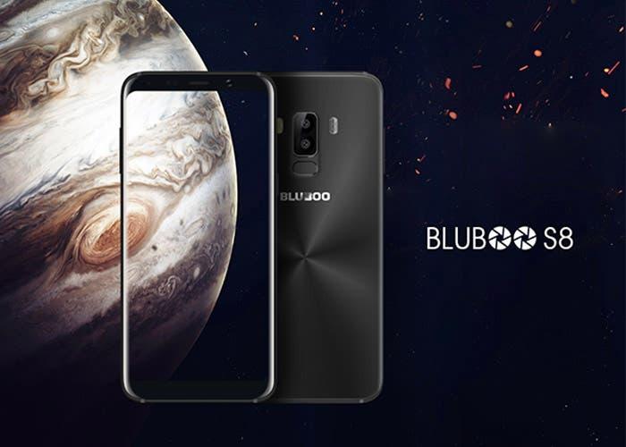 El Bluboo S8 ha sido filtrado y es muy parecido al Samsung Galaxy S8