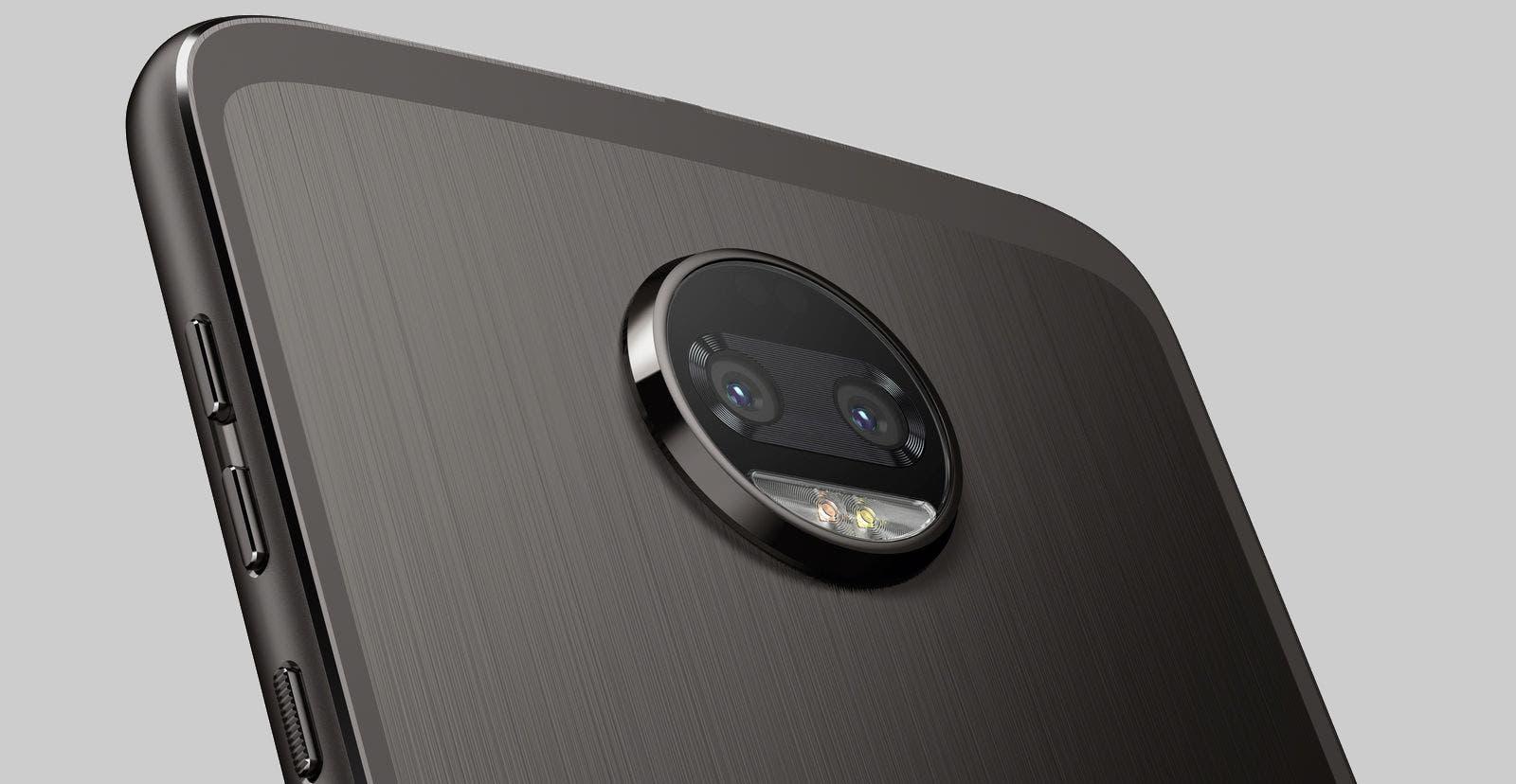 Moto z2 force cámara doble
