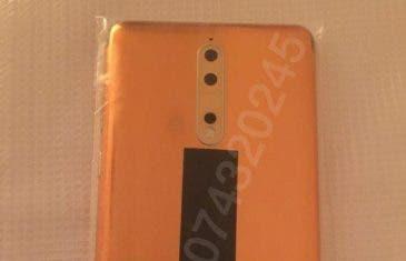 Más imágenes del Nokia 8 revelan su diseño final