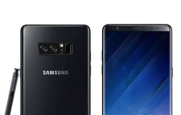 Nuevos renders confirman la doble cámara del Samsung Galaxy Note 8