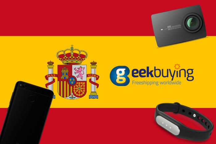 El Xiaomi Redmi 4X entre las ofertas más destacas del almacén español de GeekBuying