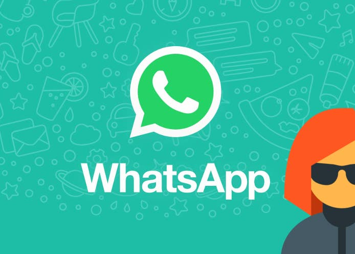 WhatsApp espía