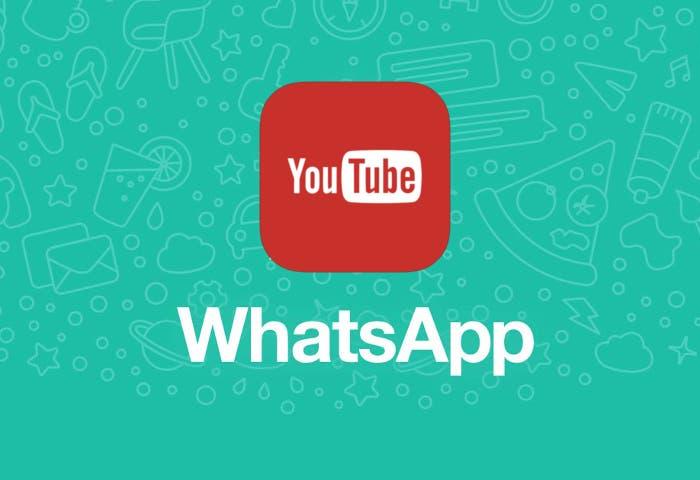 Pronto podremos ver vídeos de YouTube sin salir de WhatsApp