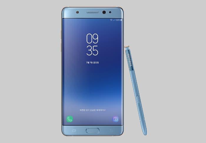 El Samsung Galaxy Note 7 Fan Edition es oficial y llegará con rebaja