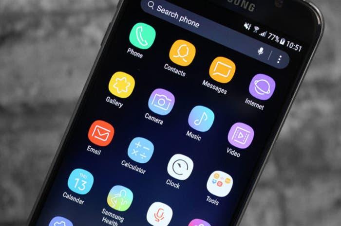 Convierte tu móvil en un Samsung Galaxy S8 gracias a esta aplicación