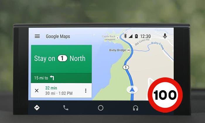 Google Maps será capaz de decirnos la velocidad máxima de la vía dentro de muy poco