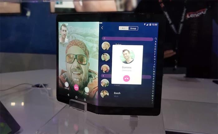 Así será la Lenovo Folio, una tablet plegable que revolucionaría el mercado