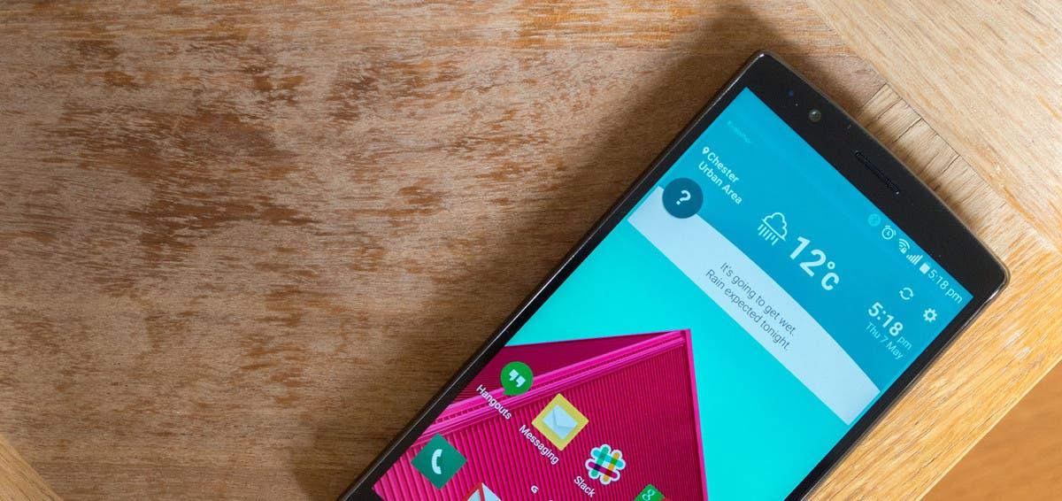 Ya tenemos Android 7 para el LG G4 oficialmente