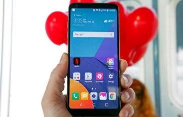 Si no puedes esperar al LG G7, aquí tienes una oferta del LG G6 por algo más de 300 euros