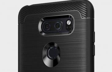 Filtrado el diseño del LG V30, el nuevo gama alta de la compañía