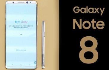 El diseño oficial del Samsung Galaxy Note 8 se filtra gracias a dbrand