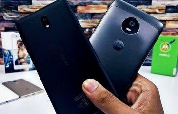 Estos son los mejores móviles que puedes comprar por menos de 200 euros