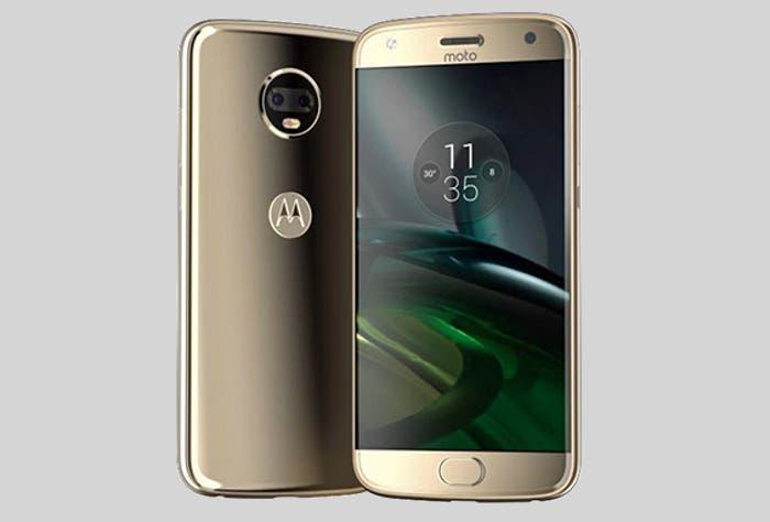 Motorola Moto™ X4 dorado
