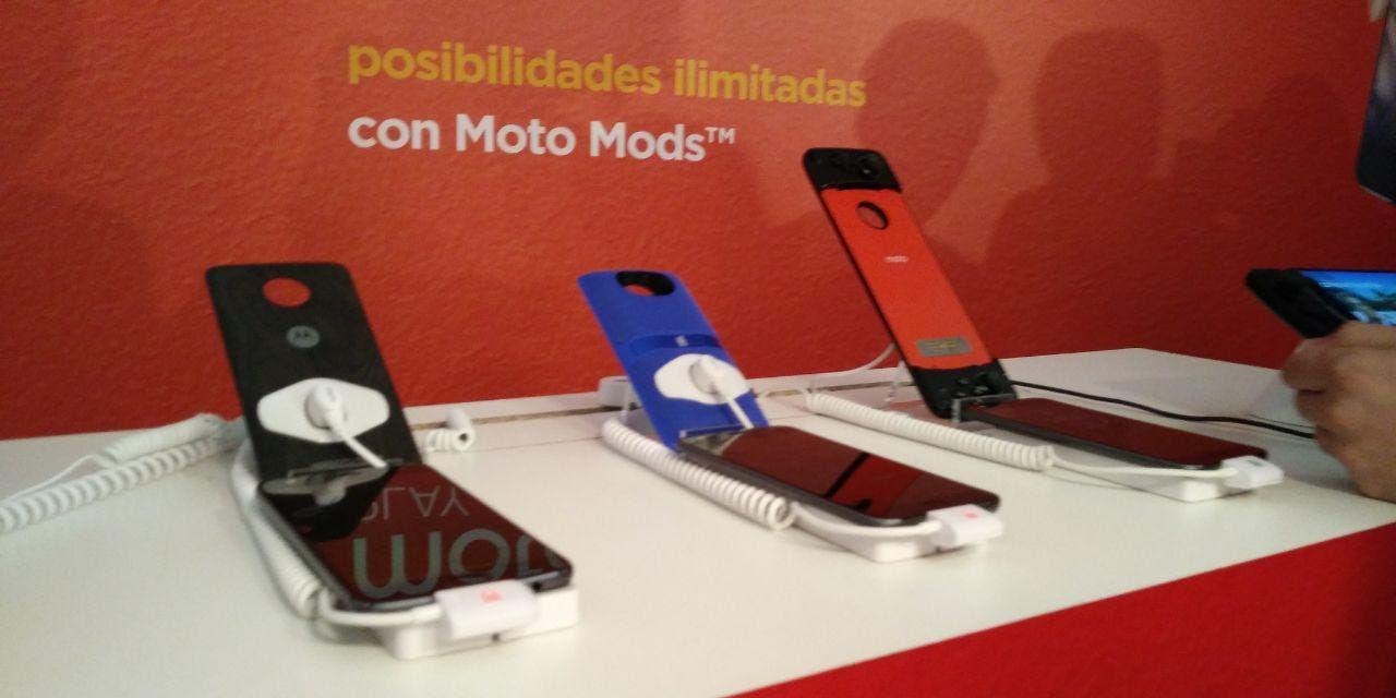 Nuevos MotoMods