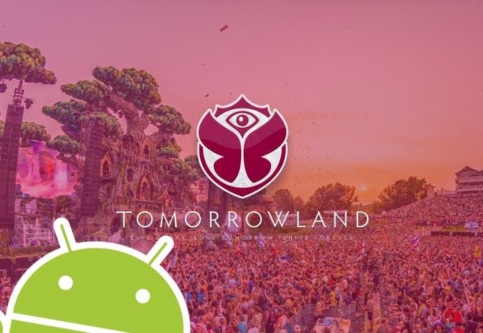 Cómo seguir el festival de Tomorrowland 2017 desde tu móvil