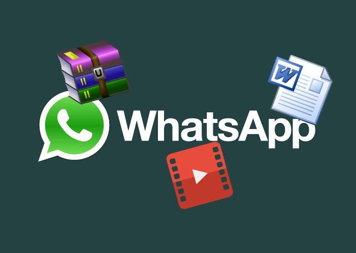 Ya podemos enviar en WhatsApp para Android archivos de cualquier formato