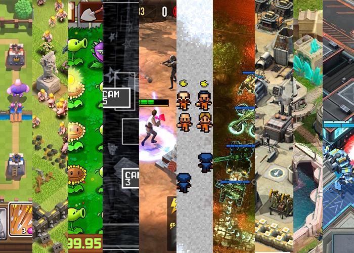 Los mejores juegos de estrategia en tiempo real para tu Android