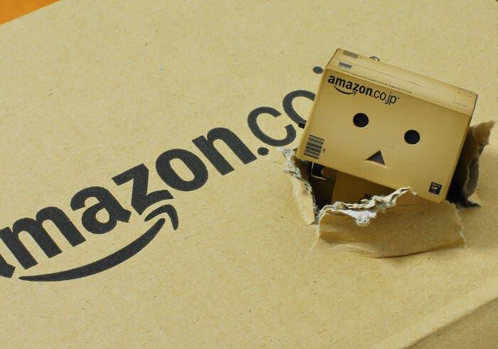 caja amazon