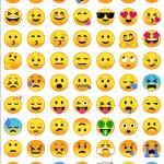 android oreo emojis cara