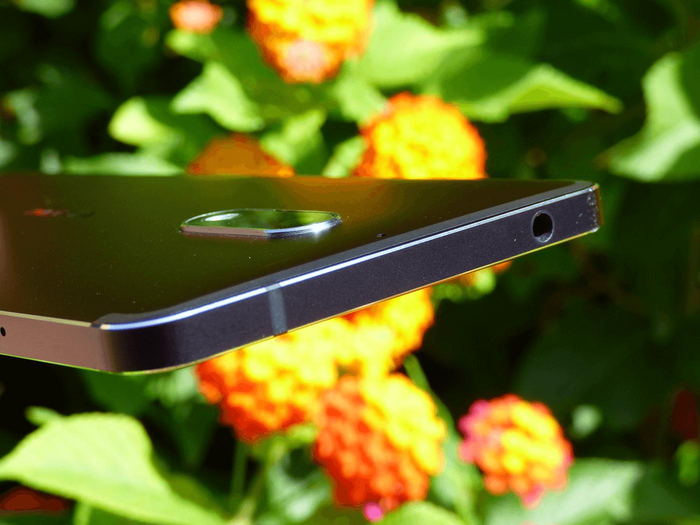 Jack de 3.5 mm del Nokia 6
