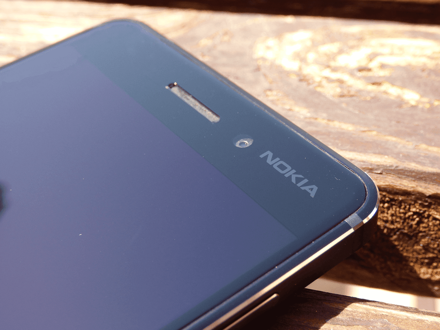 Detalle superior del Nokia 6