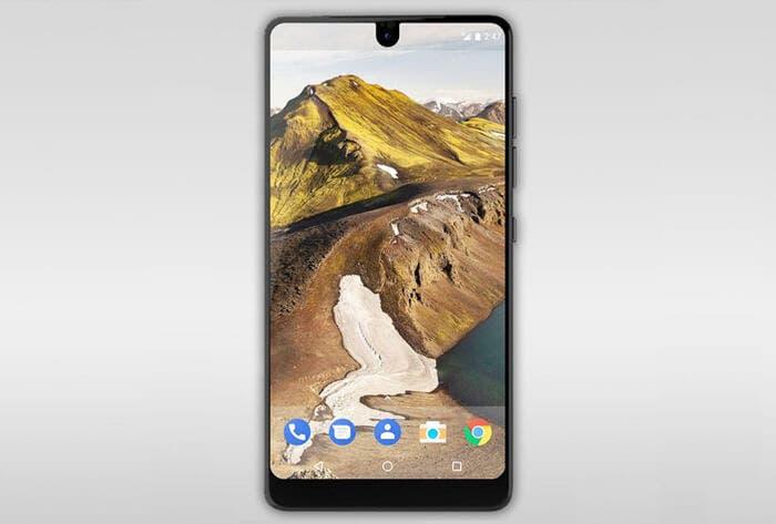 Descarga ya los fondos de pantalla del Essential Phone, el móvil sin marcos
