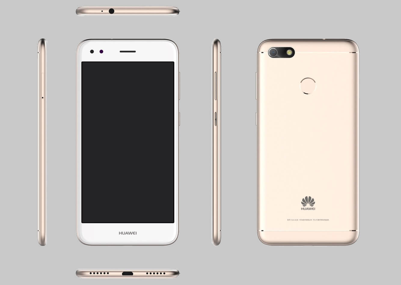 07e6708a29559 el Huawei P9 lite mini tiene una pantalla de 5