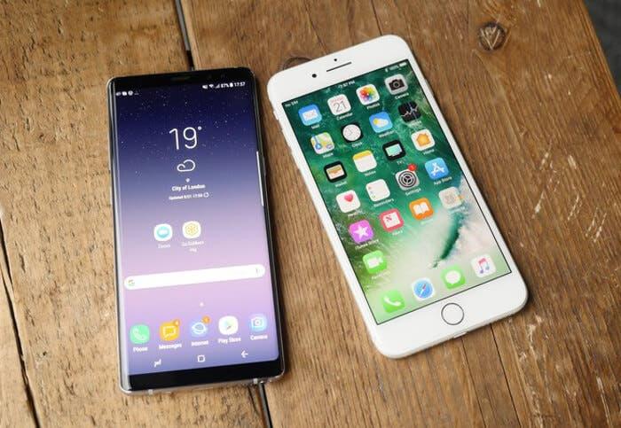 El iPhone 7S Plus será más ancho que el Galaxy Note 8, aunque más corto