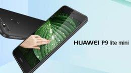 Huawei P9 Lite mini promo