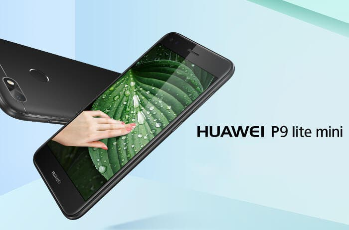Huawei P9 Lite Mini: características y precio del nuevo gama media/baja