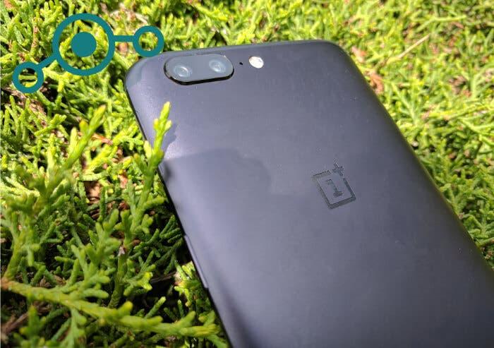 OnePlus cinco lineageos