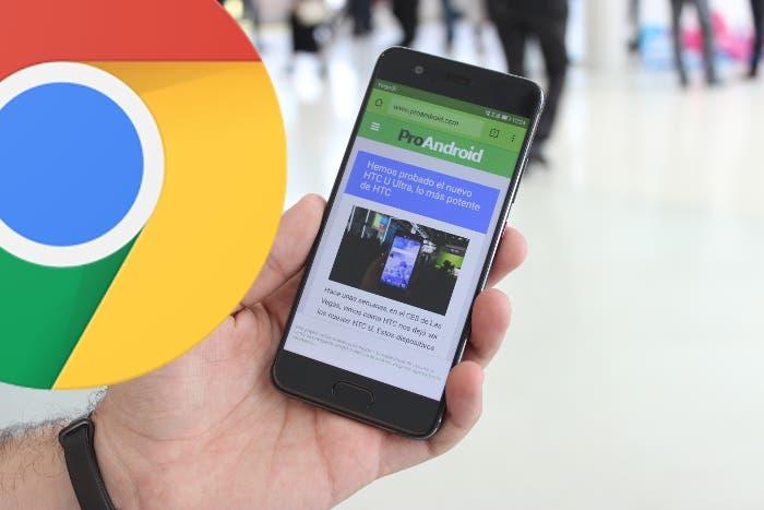 Chrome para Android se actualiza con más rapidez y más novedades