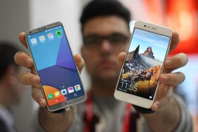El Galaxy S7 Edge, LG G6 y más móviles de gama alta por menos de 500 euros