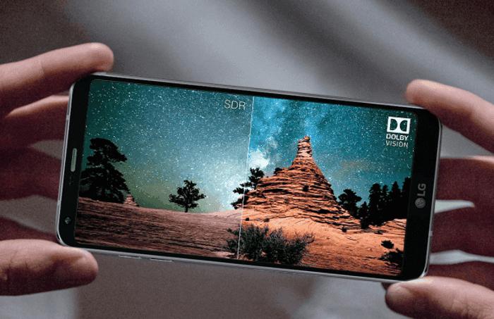 Una nueva imagen revela el diseño oficial del LG V30