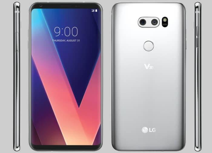 Así luce el LG V30 en imágenes reales antes de su presentación