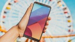 LG G6 Promo