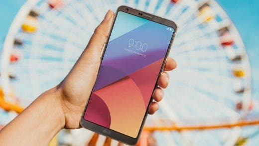 El LG G6 baja de precio hasta su mínimo histórico