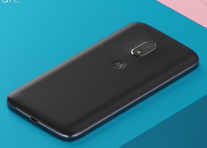 Oferta del Moto G4 Play por algo más de 100€