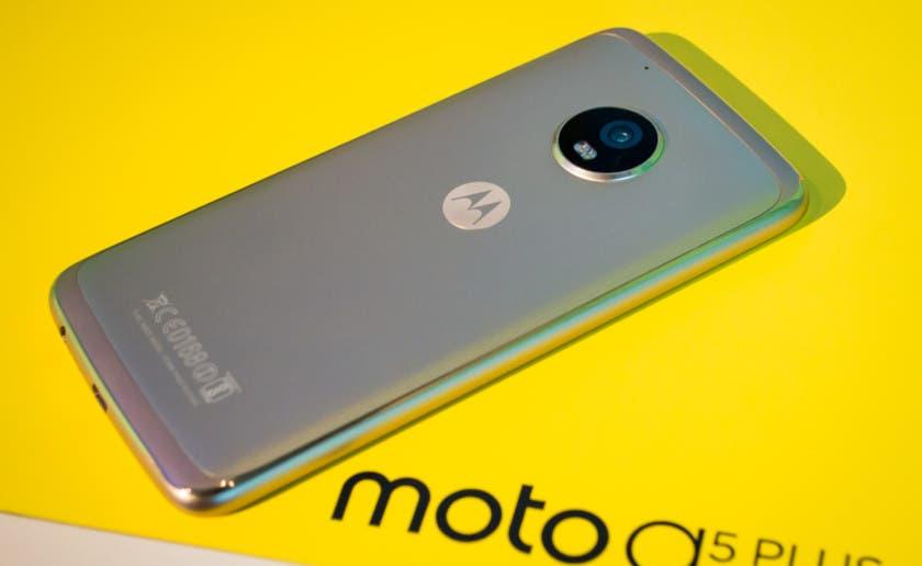 Comparativa de características del Moto G5 Plus vs Moto ...
