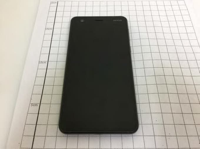 Frontal del Nokia 2