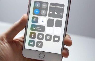 Cómo instalar el centro de control de iOS en Android