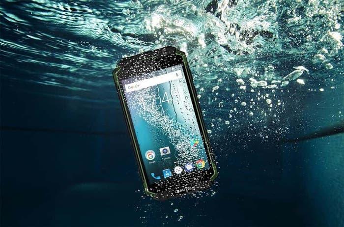 Oukitel K10000 MAX: el smartphone más resistente del momento