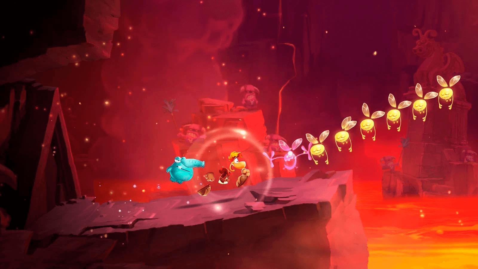 Rayman Adventures para Android