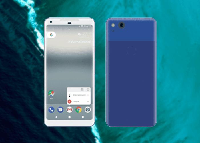 El Google Pixel 2 saldrá con Android 8 y el Edge Sense de HTC