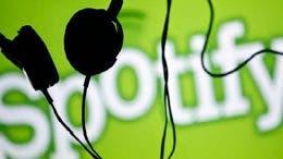 letras de canciones en Spotify